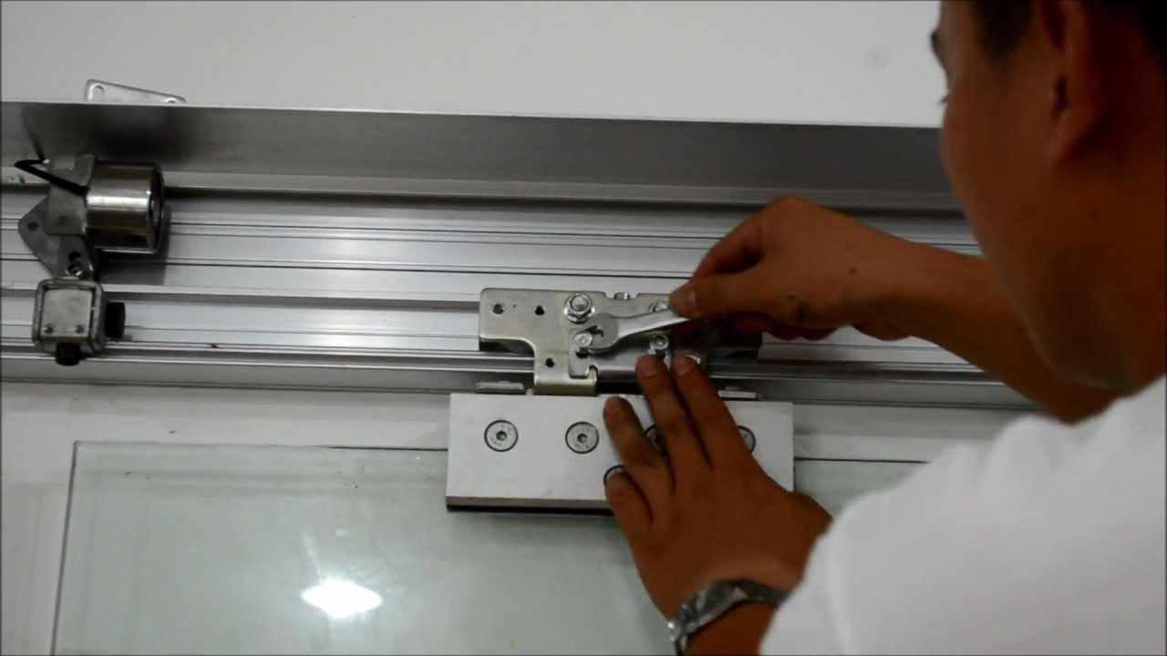 automatic door repair